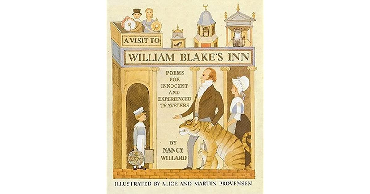 A Visit to William Blake's Inn: Poems for Innocent and