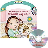 Oh Where Has My Little Dog Gone With CD Audio