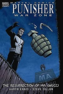Punisher: War Zone: The Resurrection of Ma Gnucci