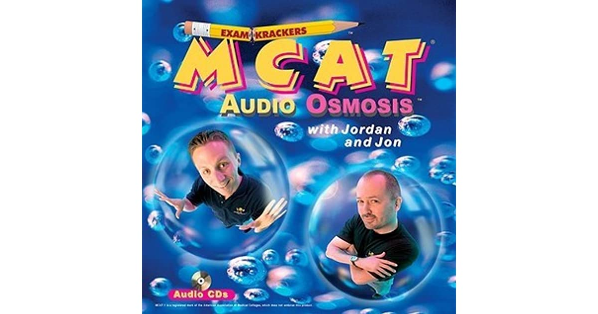 examkrackers mcat audio osmosis with jordan and jon