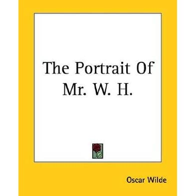 the portrait of mr w h by oscar wilde reviews. Black Bedroom Furniture Sets. Home Design Ideas