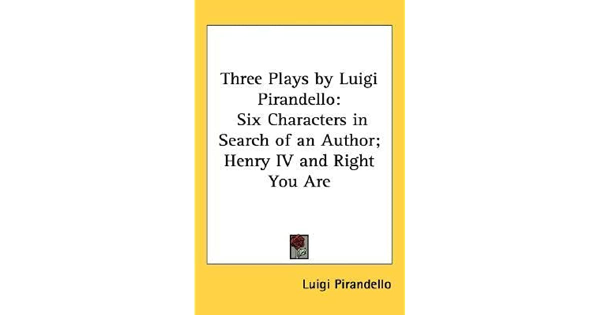 characters in war by luigi pirandello War by luigi pirandello brickbrosink luigi pirandello luigi pirandello, six characters in search of an author - duration.