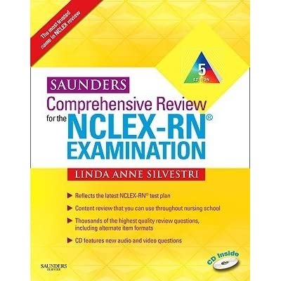 Saunders Comprehensive Review for the NCLEX-RN Examination by Linda