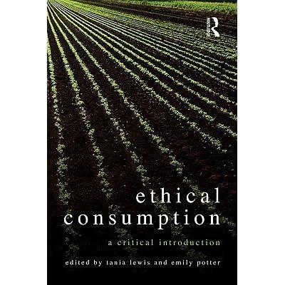 ethics of consumerism