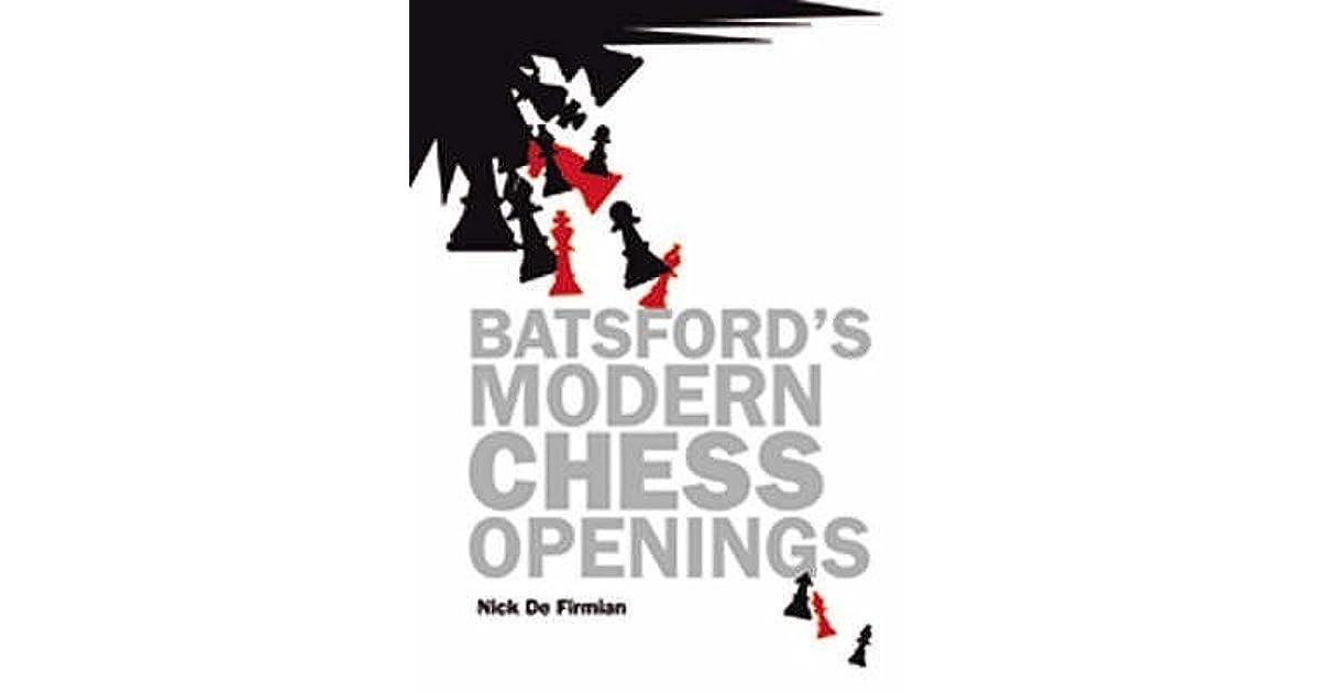 nick de firmian modern chess openings pdf