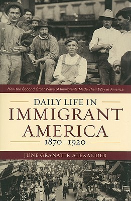 Daily Life in Immigrant America 1820-70