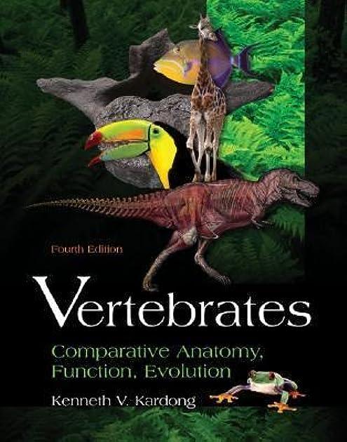 Kardong Vertebrates Comparative Anatomy Lab Manual - Sample User ...