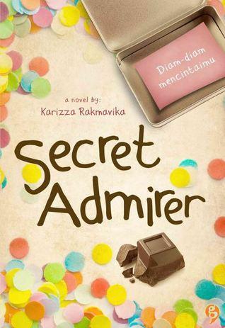 Secret Admirer Shelf