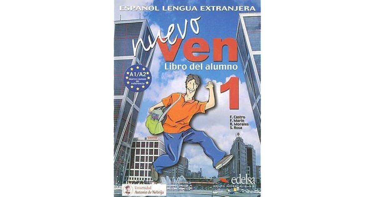 Nuevo ven libro del alumno 1 by francisca castro fandeluxe Image collections