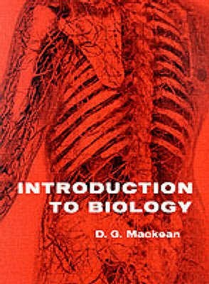 Introduction to Biology by D G  Mackean
