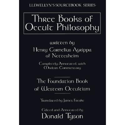 Three Books of Occult Philosophy by Cornelius Agrippa
