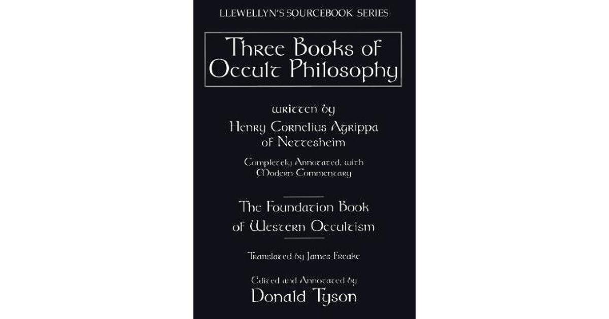 Three Books of Occult Philosophy by Cornelius Agrippa