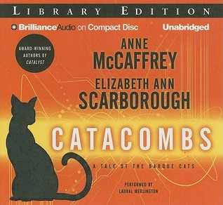 Read Catacombs Tales Of The Barque Cats 2 By Anne Mccaffrey