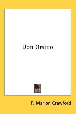DON ORSINO (FISCLE PART-IV)