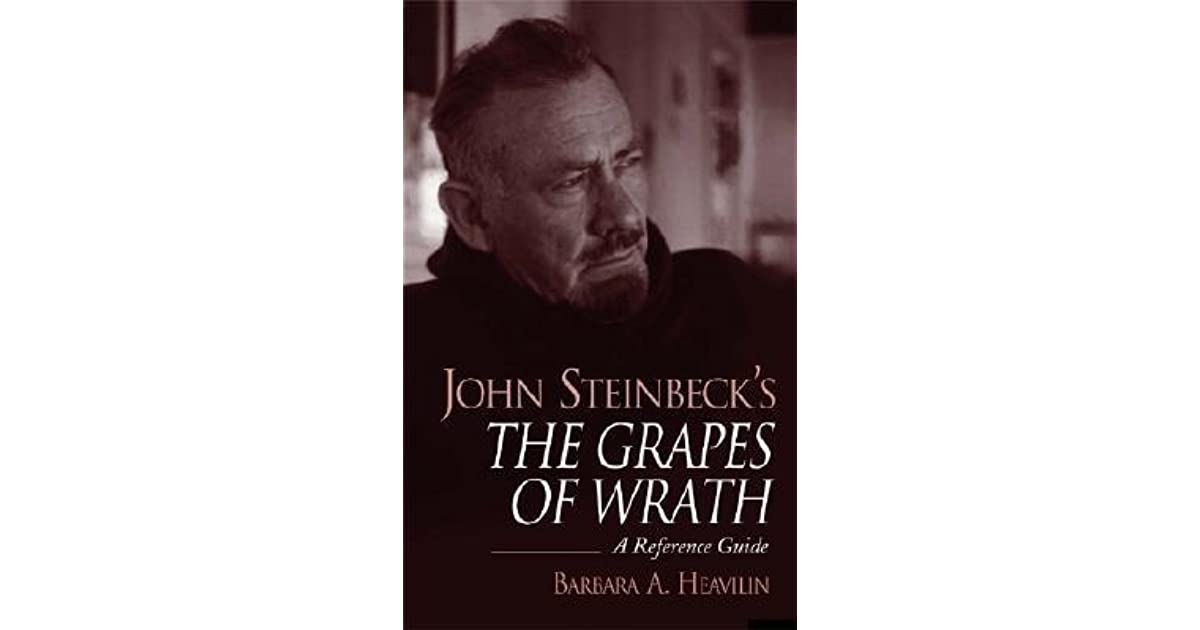 a biography of john steinbeck the author of the novel the grapes of wrath The grapes of wrath, his signature novel, published in 1939, traces the journey of the joad family from oklahoma to california, where they find not the fabled land of their dreams but a place with few jobs, low wages, and inadequate worker housing steinbeck's novel excoriated the greed of the associated farmers, business interests in california.
