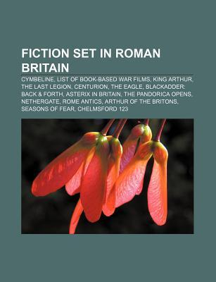 Fiction Set in Roman Britain: Cymbeline, List of Book-Based