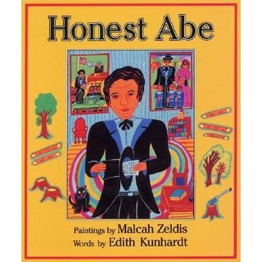 Honest Abe By Edith Kunhardt Reviews Discussion