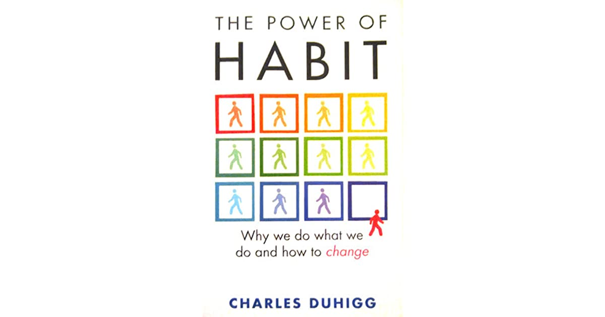 the power of habit book pdf