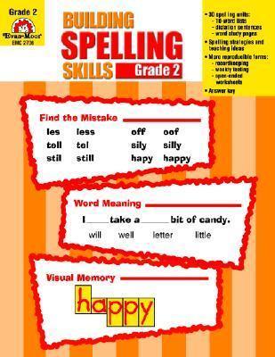 Building Spelling Skills Grade 5 6 132