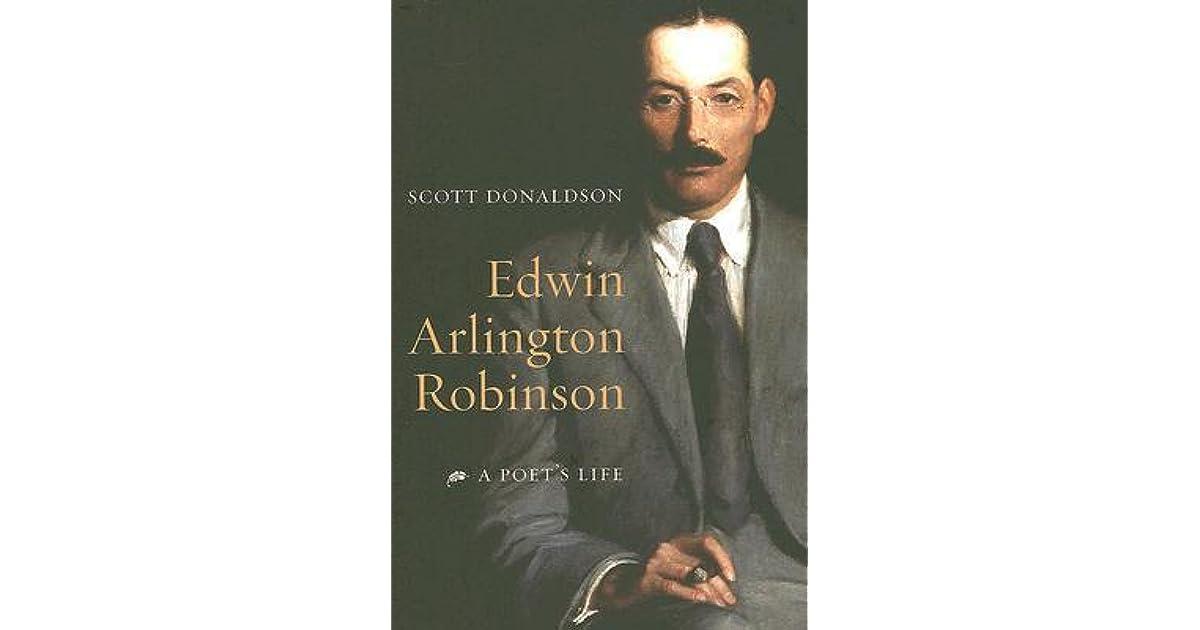 edwin arlington robinson luke havergal