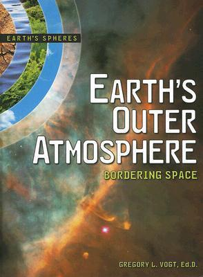 Earth's outer atmosphere- bordering