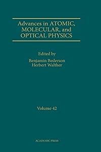 Advances in Atomic, Molecular and Optical Physics, Volume 42