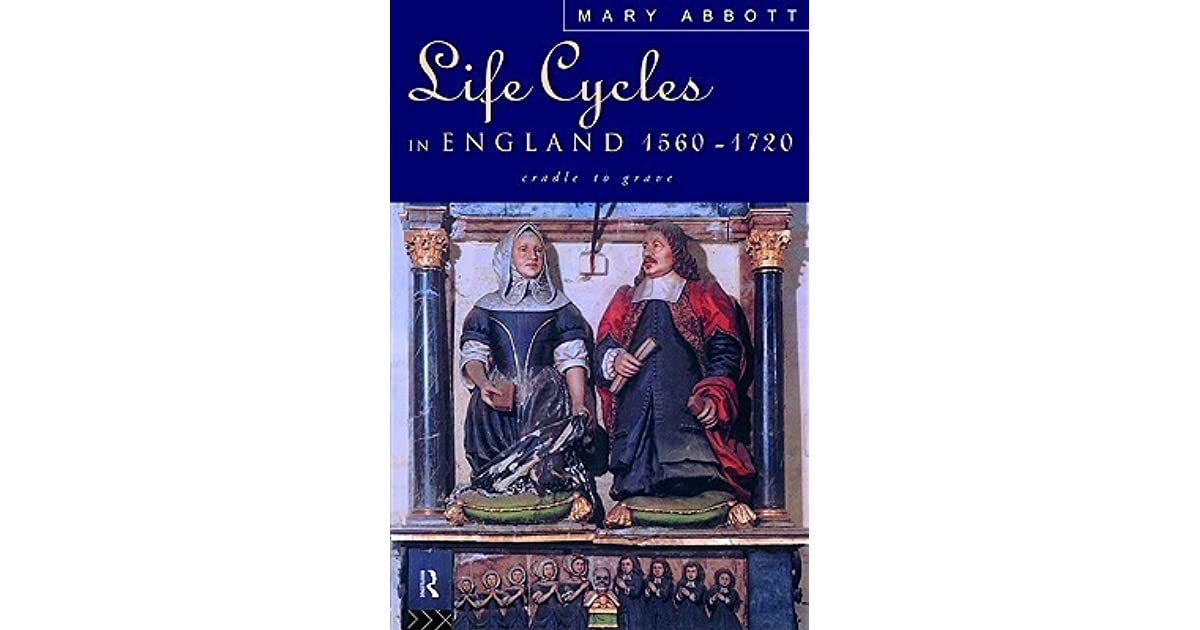 Get PDF LIFE CYCLES IN ENG 1560-1720: Cradle to Grave