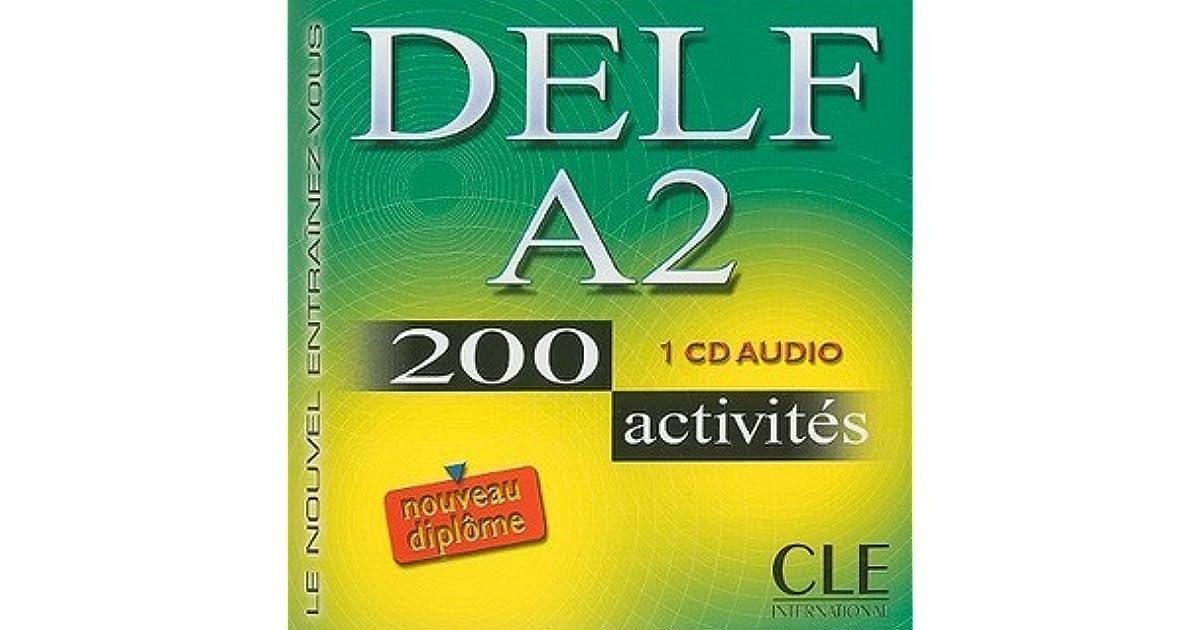 Delf A2 200 Activities Pdf