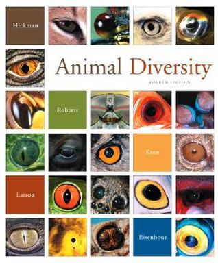 Animal Diversity By Cleveland P Hickman Jr