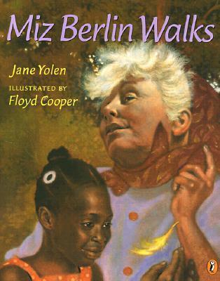 Miz Berlin Walks by Jane Yolen