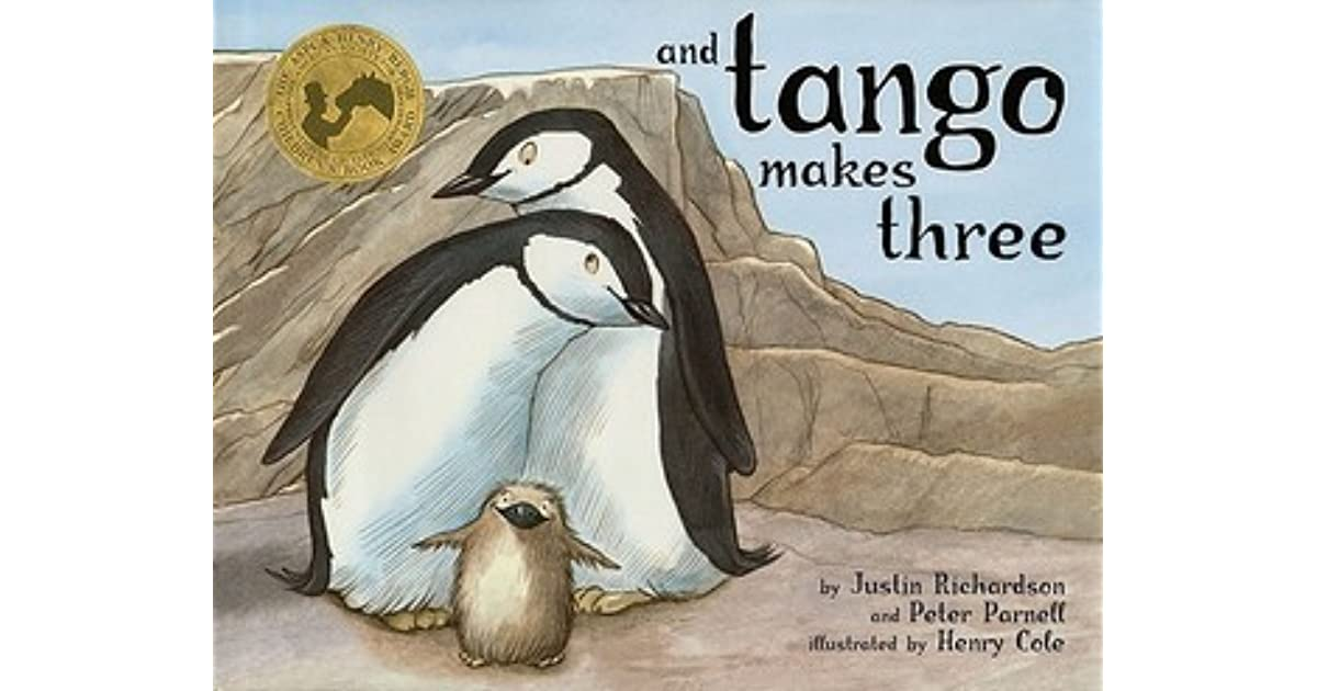 Image result for tango makes 3
