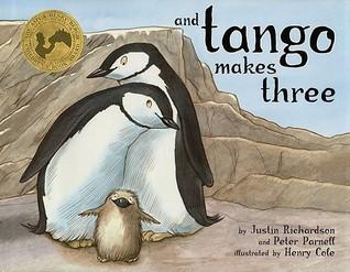 And Tango Makes Three cover art