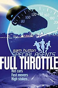 Full Throttle (Special Agents, #5)