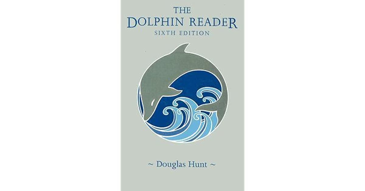 The dolphin reader by douglas hunt fandeluxe Gallery