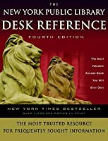 The New York Public Library Desk Reference