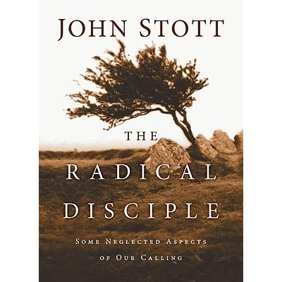 radical disciple john stott pdf