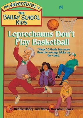leprechauns dont play basketball comprehension questions