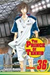 The Prince of Tennis, Volume 36: A Heated Battle! Seishun vs. Shitenhoji (The Prince of Tennis, #36)