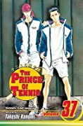 The Prince of Tennis, Volume 37: The Terror of Comic Tennis