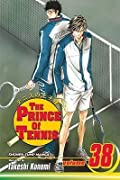 The Prince of Tennis, Volume 38: Clash! One-Shot Battle