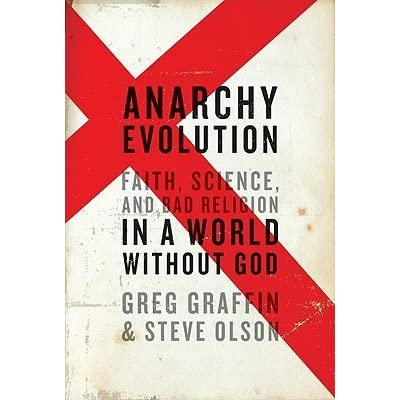 Anarchy evolution faith science and bad religion in a world anarchy evolution faith science and bad religion in a world without god by greg graffin fandeluxe Image collections