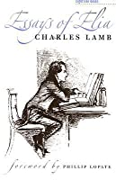 Essays of Elia by Charles Lamb, First Edition