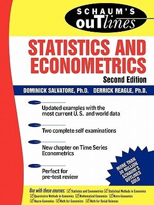 Outlines statistics and econometrics