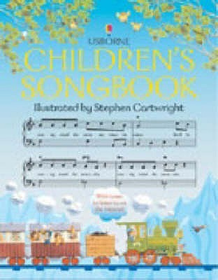 Childrens Songbook Illustrated
