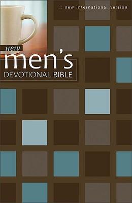 Holy Bible: New Men's Devotional Bible (NIV)