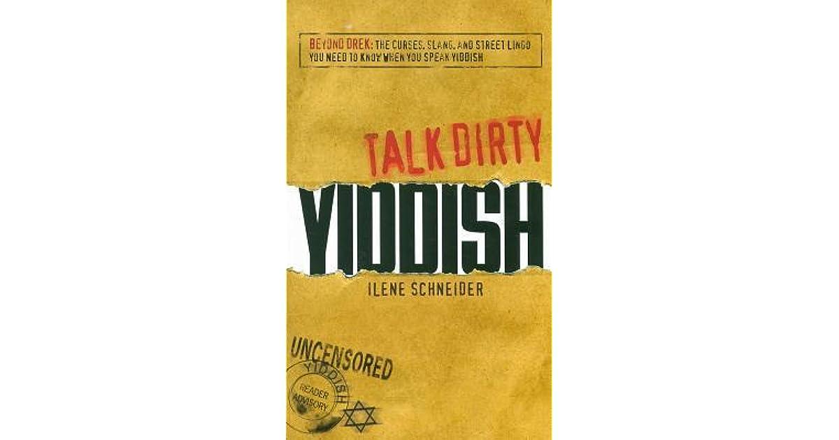 yiddish swear words