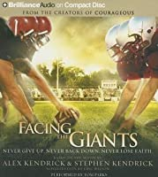 facing the giants book report Facing the giants is not just another sports movie it's an uplifting story of hope against all odds set on a high school football field.