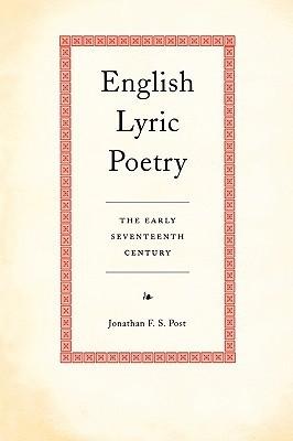 English Lyric Poetry