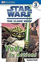Star Wars, the Clone Wars: Yoda in Action!