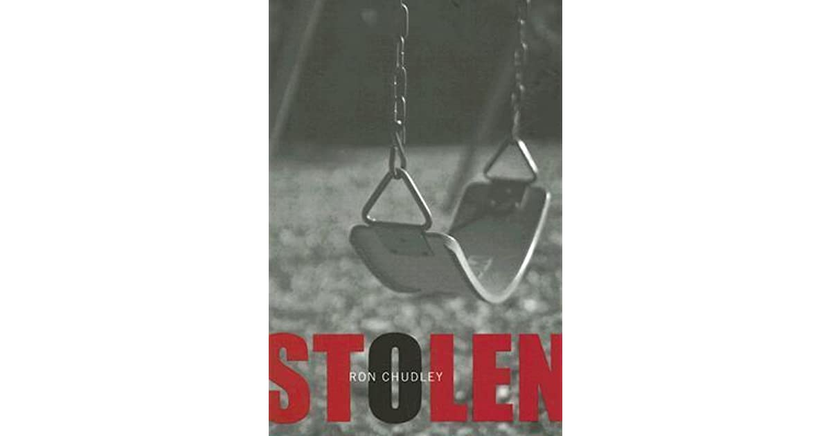 Stolen By Ron Chudley